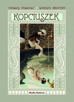Kopciuszek - Wydawnictwo Media Rodzina - Książki, Audiobooki, eBooki