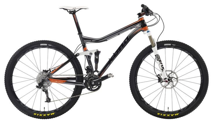KONA - Hei Hei 29 Supreme: Mtb Bike, 2012 Kona, All-Terrain Bike, Mountain Bike, 29 Delux, Bike 2012, Kona Hei, 29 Supreme, Green Bike