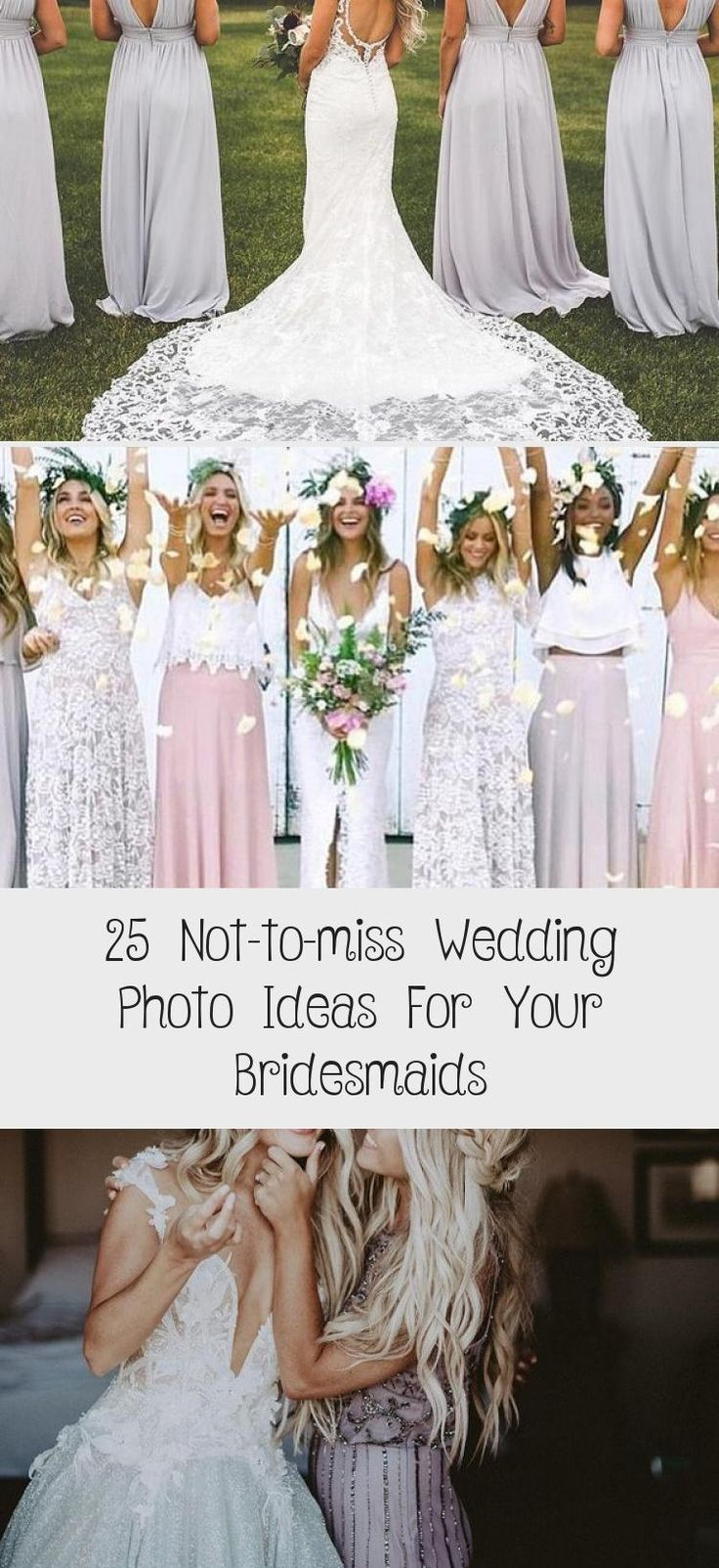 Wedding Photo Ideas For Your Bridesmaids  #wedding #weddingideas #weddingphotos #deerpearlflowers #BridesmaidDressesSequin #TealBridesmaidDresses #SilverBridesmaidDresses #BridesmaidDressesSpring #GrayBridesmaidDresses
