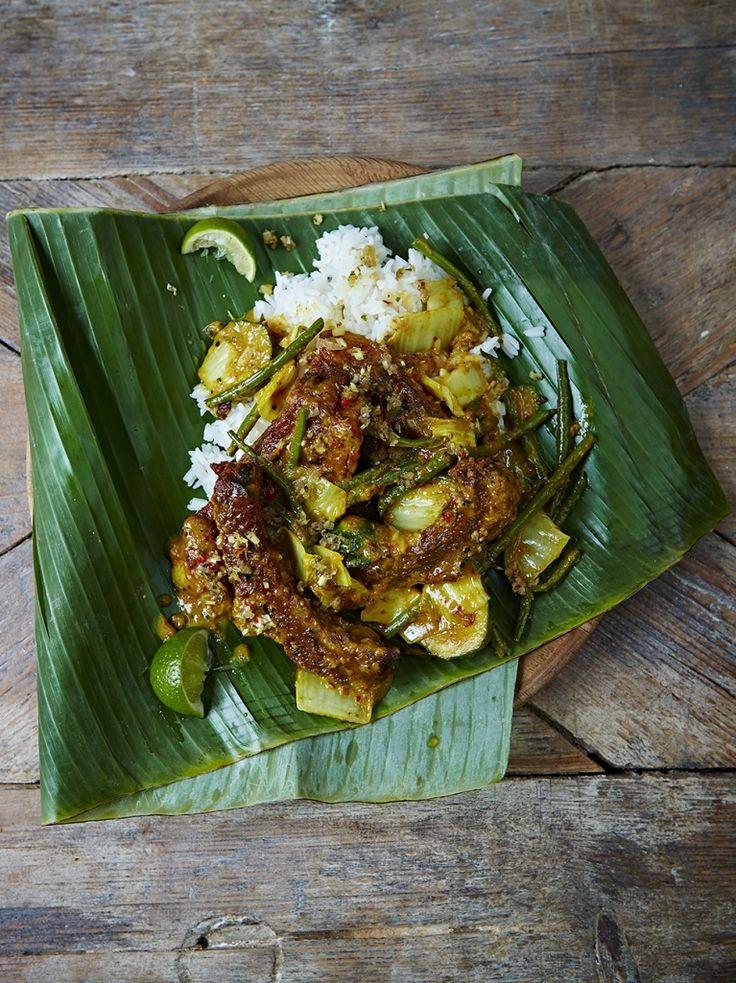 Balinese pork stew