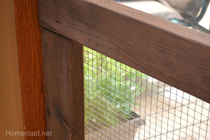 Have you ever priced extra wide baby gates? They are ridiculously expensive! This DIY Dog Gate is super easy and can be styled to match any decor.