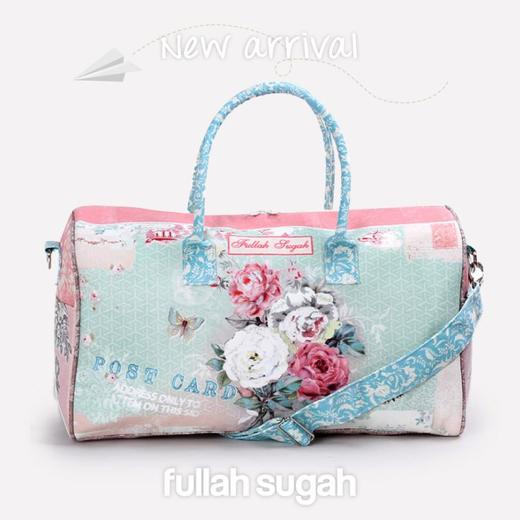New Arrival  Σάκος με floral ταπετσαρία |14341035 #fullahsugah #fullah_sugah #fashion #shopping #summer_mood #bags