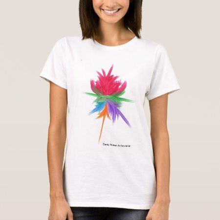 Candy Waters Autism Artist T-Shirt - tap, personalize, buy right now!
