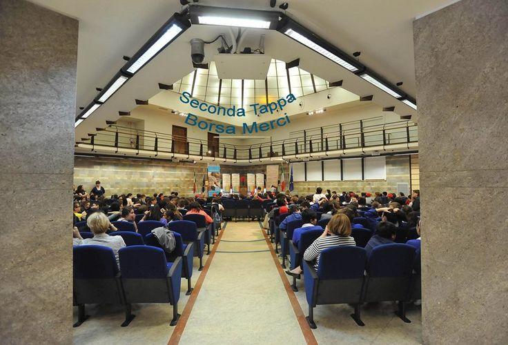 Scuolartigiana 2015/2016. Cerimonia conclusiva 27/5/2016 Istituto Garibaldi Capolona e Borsa Merci