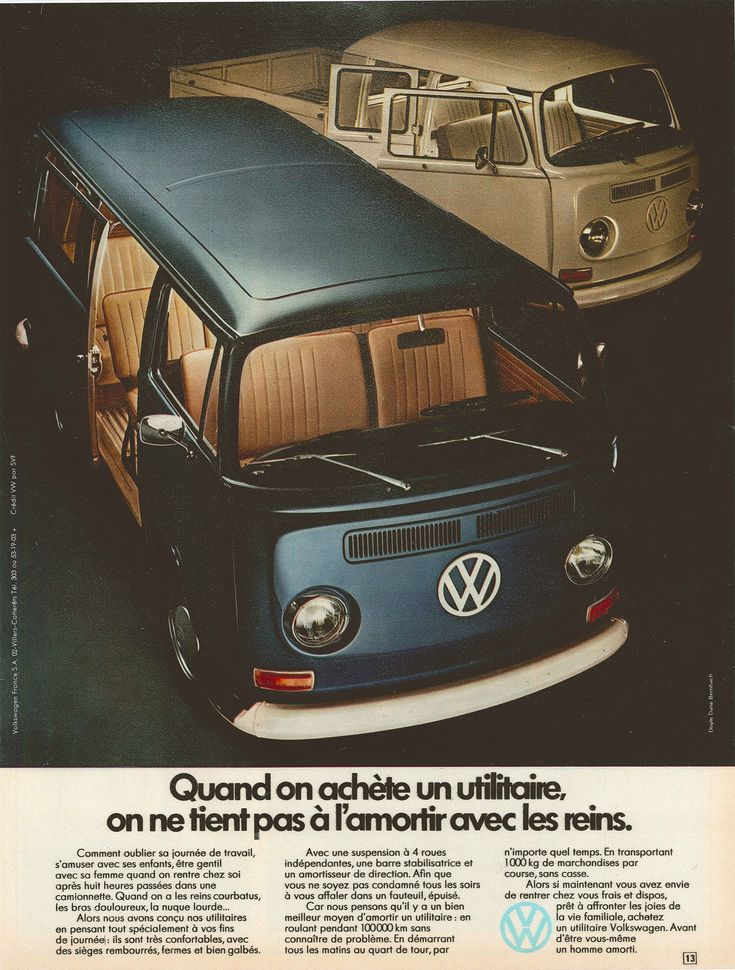 Historic pictures about the Volkswagen company and their aircooled cars but also older photos showing everyday life with VWs.