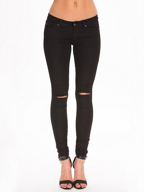 Slim Black 0102733 Jeans - Cheap Monday - Svart - Jeans - Kläder - Kvinna - Nelly.com