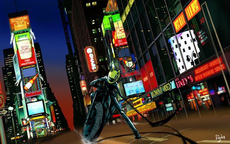 Anime - Durarara!! - Celty Wallpaper