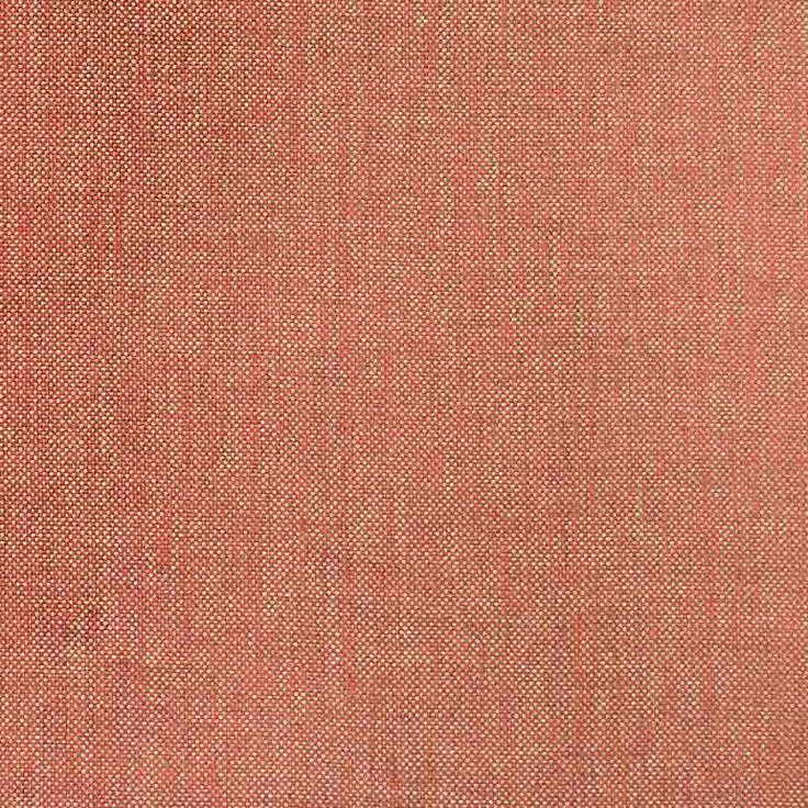 Warwick Fabrics : LUCENT, Colour CORAL