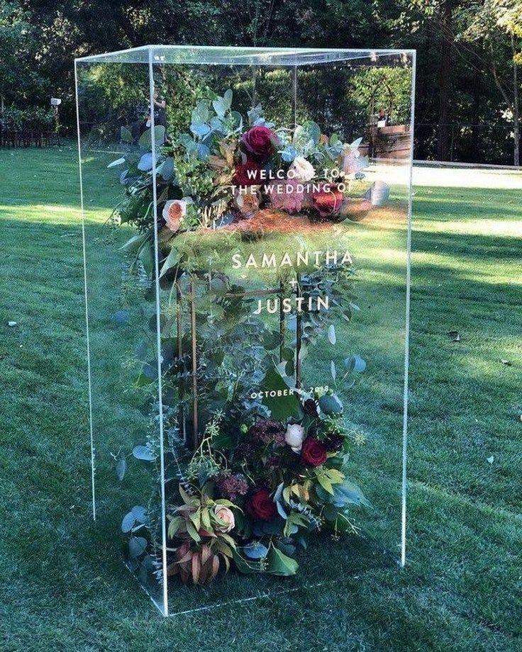 40 create a wedding outdoor ideas you can be proud of 37 #weddingoutdoorideas #weddingoutdoor #weddingideas