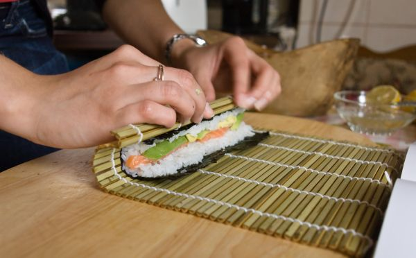 How to Make Sushi EBook. £8.50 – 31% Off. from TasterLab Offer Details: Learn how to make sushi with a comprehensive ebook. Add more fun and flavour to homemade meals. Quick, easy-to-follow 30 minute recipes. You dont have to be a cooking pro.