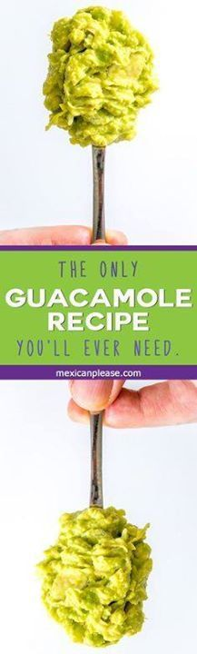 This recipe proves h This recipe proves how good Guacamole can be when using onion lime salt and avocado in balanced proportions  also includes an onion smooshing tip to enhance flavor. So good! #guacamole #guac mexicanplease.com Recipe : http://ift.tt/1hGiZgA And @ItsNutella  http://ift.tt/2v8iUYW  This recipe proves h This recipe proves how good Guacamole can...