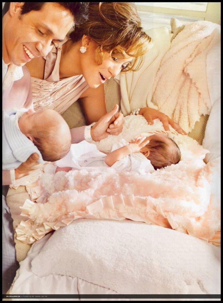 Jennifer Lopez and Marc Anthony - people2008