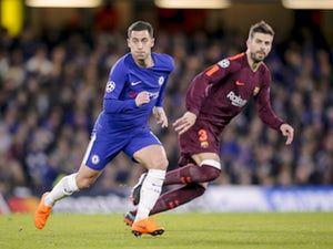Eden Hazard vows to attack at Camp Nou