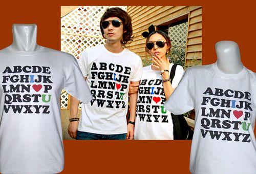 Kaos Couple : Find Love - Jual kaos couple, kaos custom, kaos anak, kaos dewasa, kaos souvenir ulang tahun, kaos event, dll SMS / WA : 087880741923, PIN BB : 228CCF29