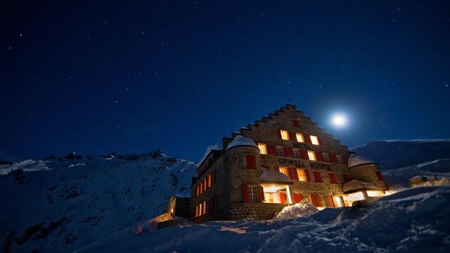 Atempause, Guttannen - Schweiz Tourismus