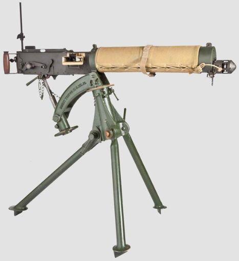 world war ii machine guns