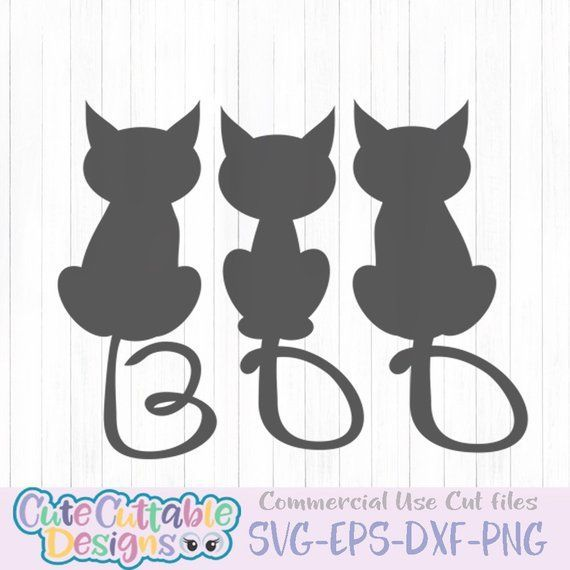 Boo Svg Black Cat Svg Halloween Saying Cat Tail Svg Fall Etsy In 2020 Cricut Halloween Halloween Vinyl Halloween Silhouettes