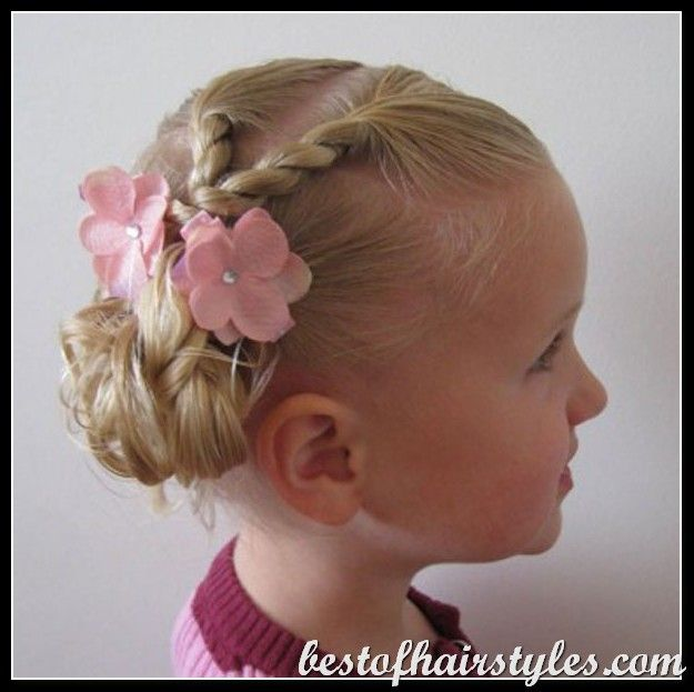 Groovy 1000 Images About Children Hairstyles And Bows On Pinterest Short Hairstyles Gunalazisus