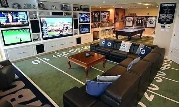 Man Cave Ideas Best Man Cave Ideas And Designs For 2 Car Garage