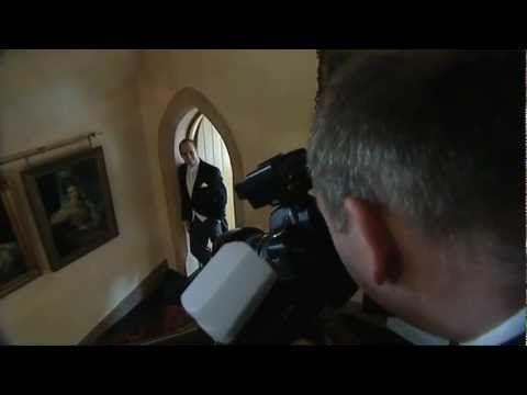 off camera flash for indoor weddings