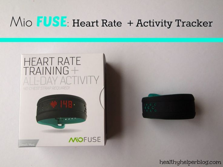 Mio Global FUSE Activity Tracker Review