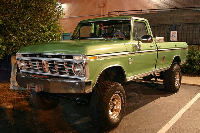 my dream car in that color 1975 ford f250 and other. Black Bedroom Furniture Sets. Home Design Ideas
