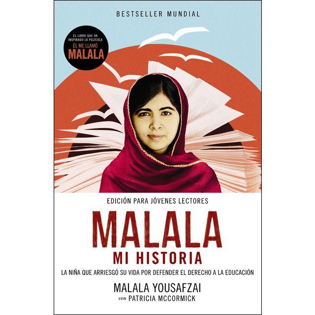 Alianza Editorial Malala Mi Historia Tapa Blanda En 2020