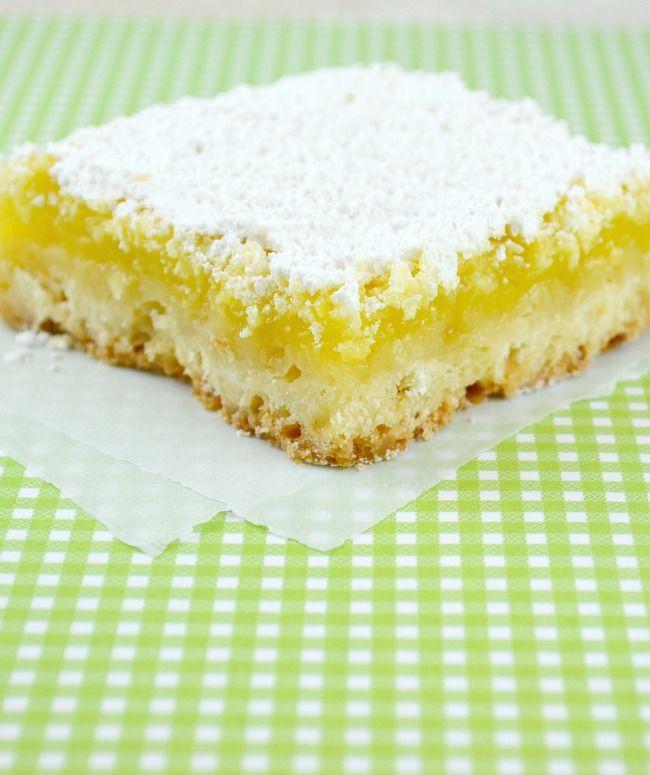 Portillo S Lemon Cake Recipe Copycat