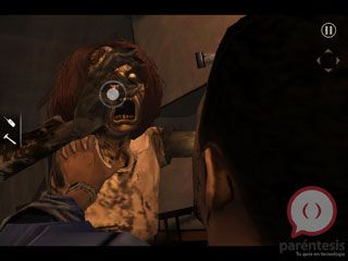 Aplicación: Walking Dead: The Game para iOS. ¿No creías que fuera posible?