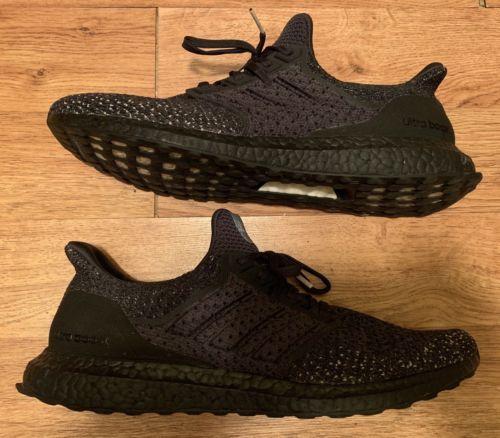 779f4e7b7ed Details about Mens Adidas UltraBoost Ultra Boost Clima Triple Black ...