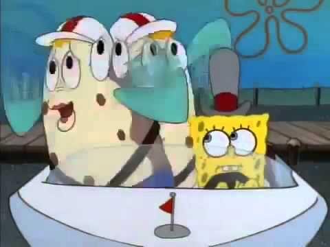 Spongebob Full Episodes Squarepants Boating School    (speedy)