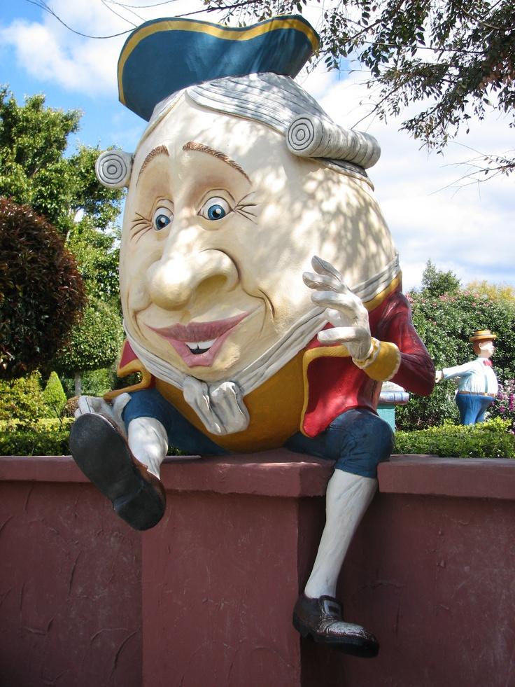 Humpty Dumpty - Hunter Valley Gardens NSW