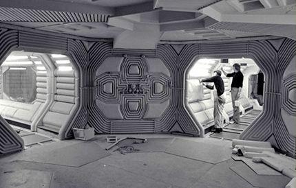 Aliens Set Design Tv Shows Movies Pinterest