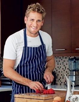 Curtis Stone-Beautiful on the outside and inside.