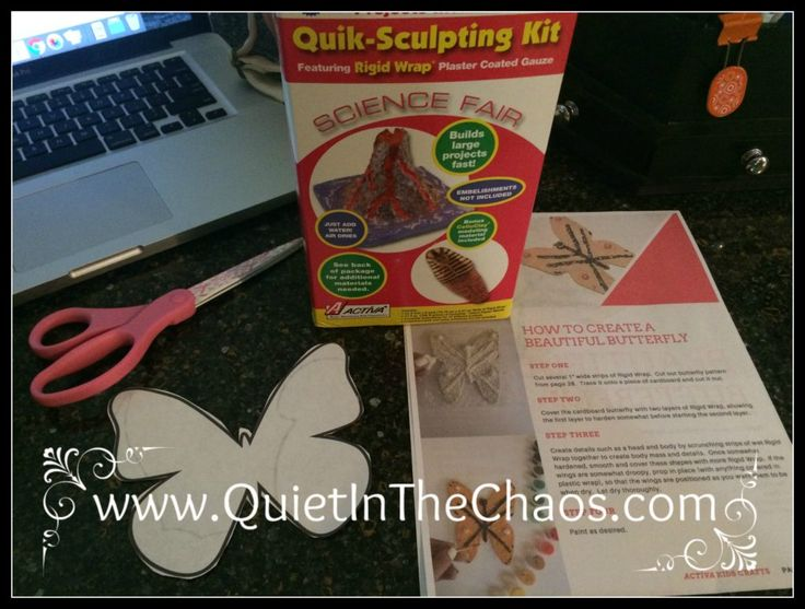 Paper Mache Kids Craft | Quiet In The Chaos