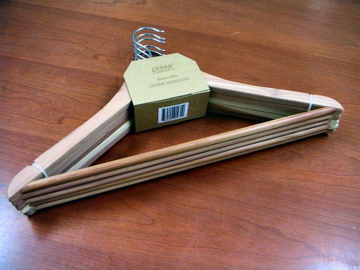 Cedar Hanger (5 Pack)