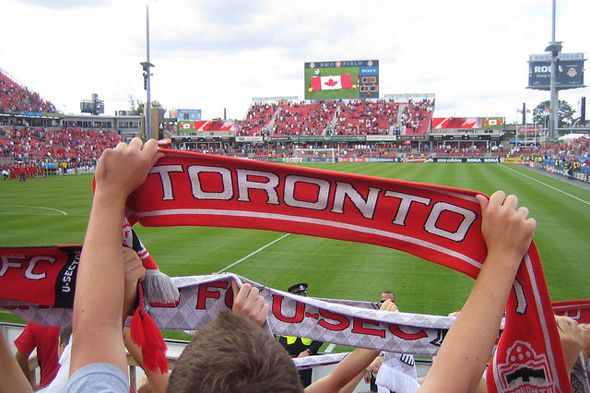The top 10 sports events in Toronto for summer 2014