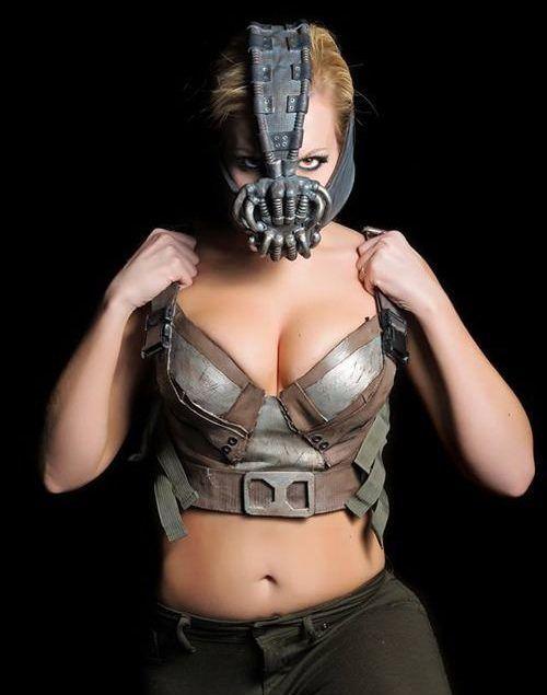 Easy Super Villain Costumes for Women