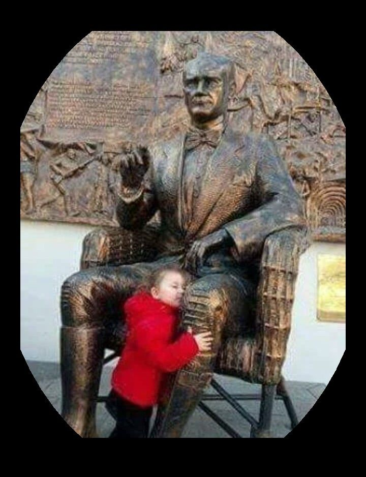 Atatürk sevgisi bir başkadır...
