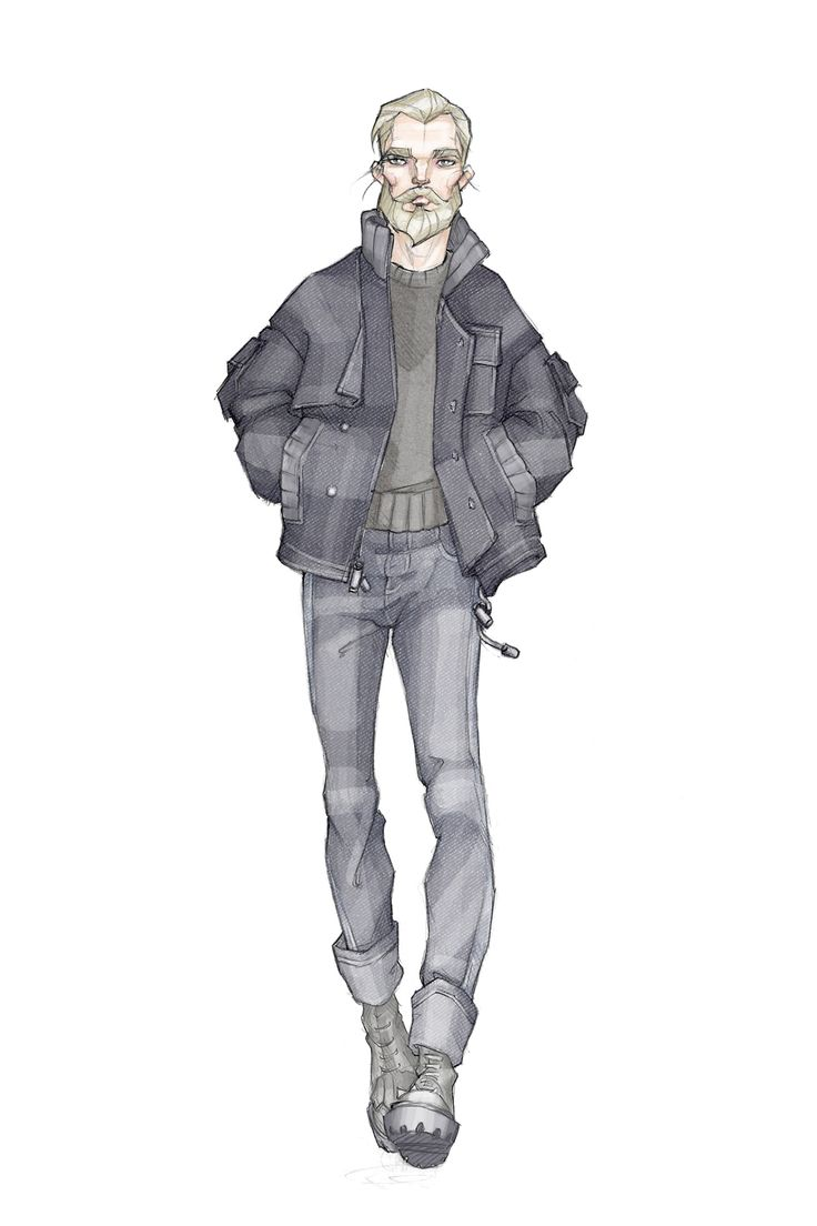 commissioned casual clothes designs, fall 2016