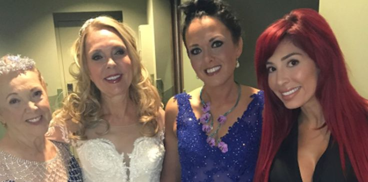 Your favorite Teen Mom OG grandma is off the market! Farrah Abraham's mother, Debra Danielson, tied the knot this weekend and in an exclusive interview with OKMagazine.com, she gave away all the de...