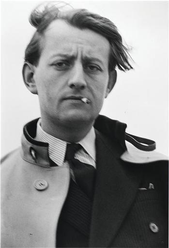 *André Malraux, Paris 1935 photo Gisèle Freund (1908-2000)