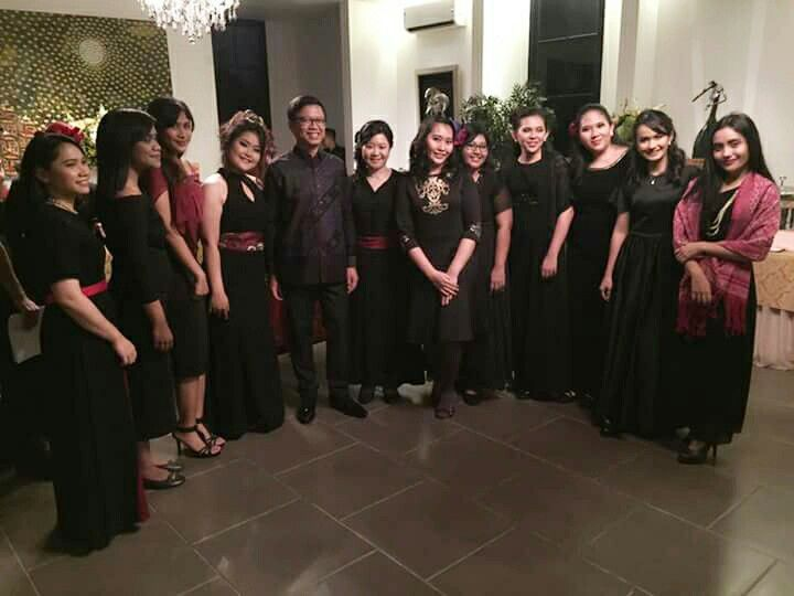 80th Birthday Concert Maestra Catharina W.Leimena #2016