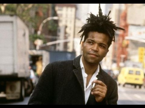 "Jeffrey Wright interview on ""Basquiat"" (1996)"