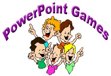 PowerPoint Games--templates for popular games like Jeopardy, Pasword, etc.
