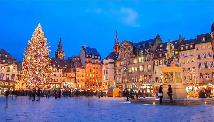 Estrasburgo: La capital de la navidad