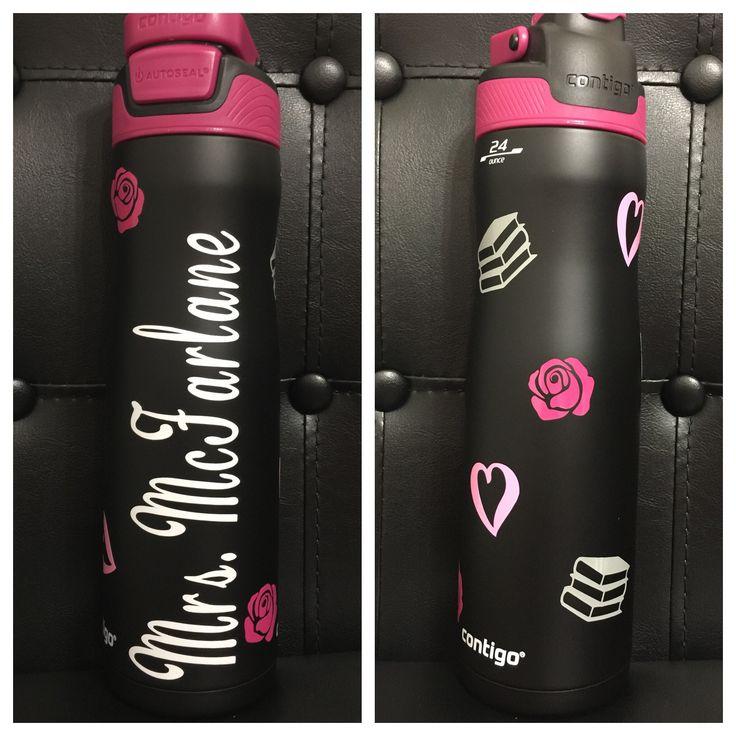 Teacher Appreciation Gift - Contigo Autoseal Bottle