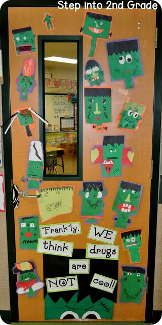 Step into 2nd Grade with Mrs. Lemons: It's beginning to look a lot like.... HALLOWEEN!