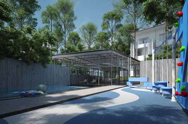 Park manor kuala lumpur c 39 arch architecture design for Architecture design company in malaysia