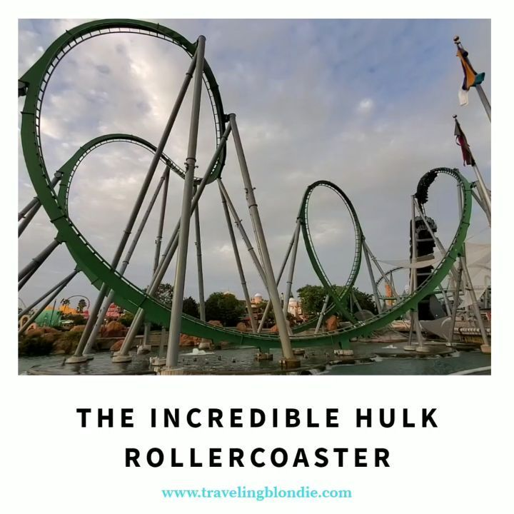 My First Rollercoaster At Universal Islands Of Adventure This Launch Rollercoaster Opened On May 28 1999 It S Still A Popular
